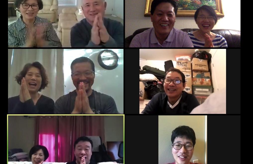 Zoom Group Meeting