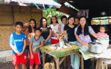 선교지에서 온 소식(라오스, 태국, 필리핀/보홀섬)