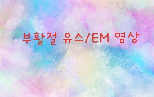 부활절 유스/ EM 영상